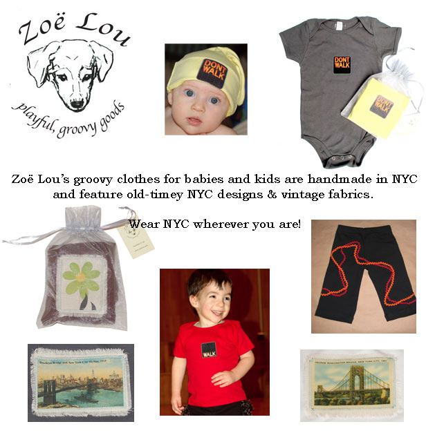 Zoe Lou handmade in NYC
